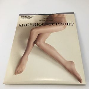 627281021 East 5th Accessories - EAST 5th for JCPenney Sheer Caress Hosiery (3 pr.)